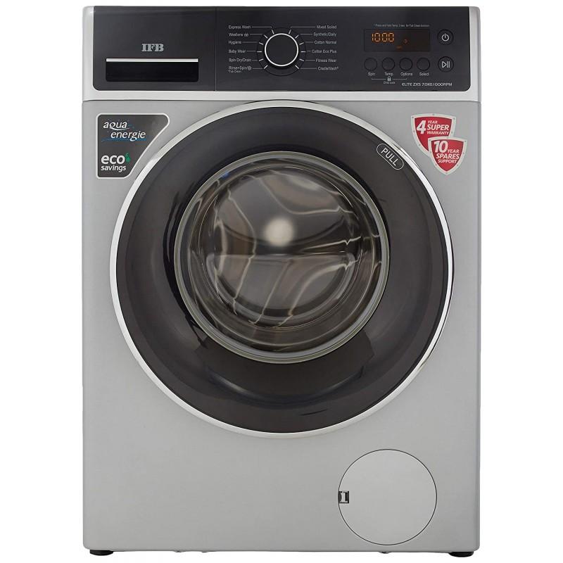 1000 RPM/Aqua Energie/3D Wash/13 Wash Care Programs