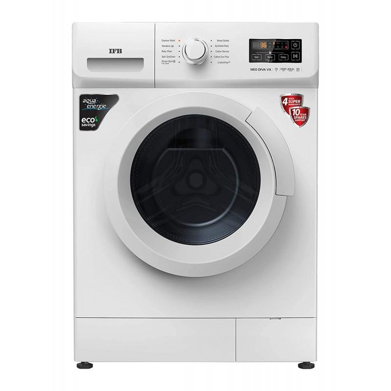 1000 RPM/11 Wash Care Programs/3D Wash/Aqua Energie