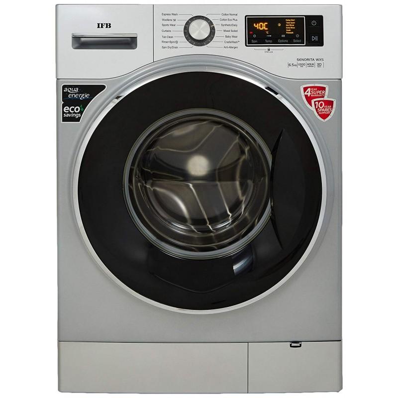 1000 RPM/Aqua Energie/3D Wash/14 Wash Care Programs